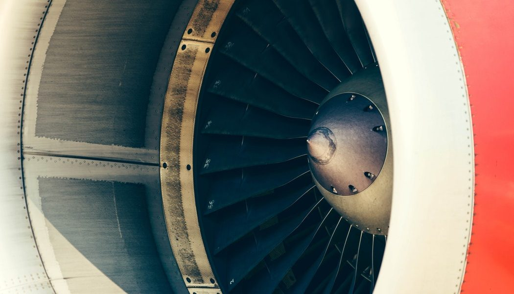 Aircraft Engine Ryan Aviation